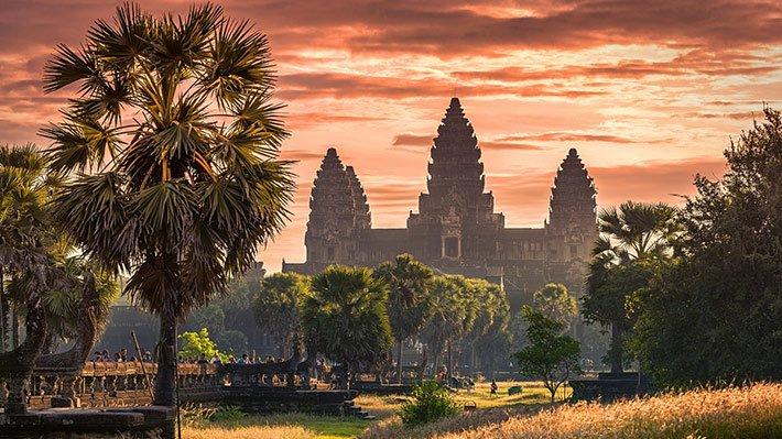 Tour Campuchia 4N3D