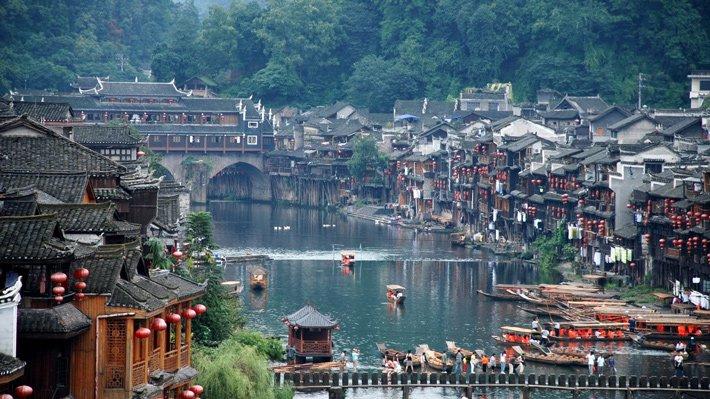 Tour Trung Quốc 6N5Đ